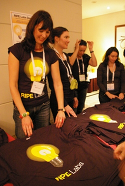 RIPE Labs T-shirts